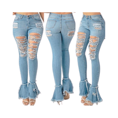 Pirouzi Official High Waist Vintage Jeans