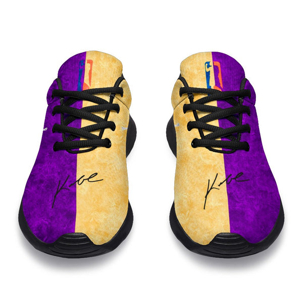 Signature 'Victory 1' Kobe Tribute Athletic Sneakers