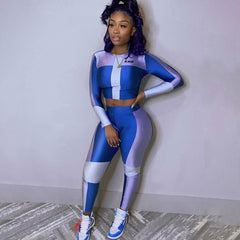 Pirouzi Official Super Woman Two Piece Tracksuit