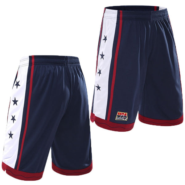Pirouzi Official Team USA Basketball Shorts