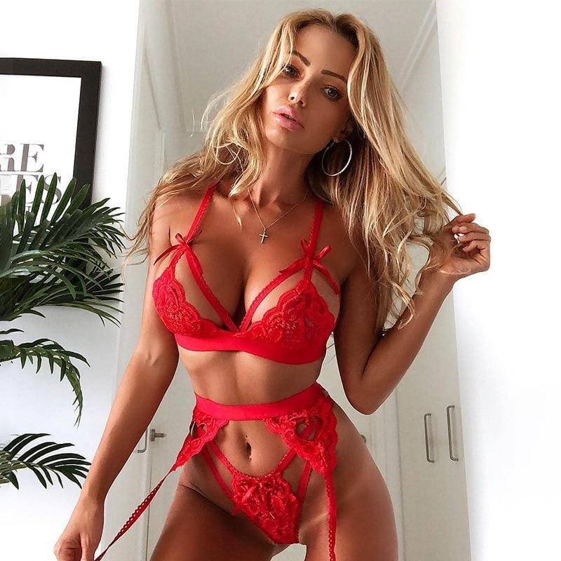 Pirouzi Official Lingerie Set - Pirouzi Athletics