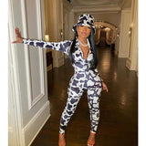 Pirouzi Official Multi Colored Camo Jumpsuit - Pirouzi Athletics