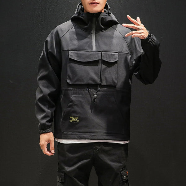 Pirouzi Official Pilot Hooded Baseball Style Jacket