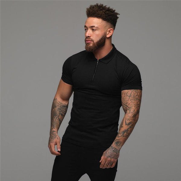 Pirouzi Official Fitted Fitness Dress Shirt - Pirouzi Athletics