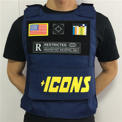 Pirouzi Official ICONS Tactical Military Vest