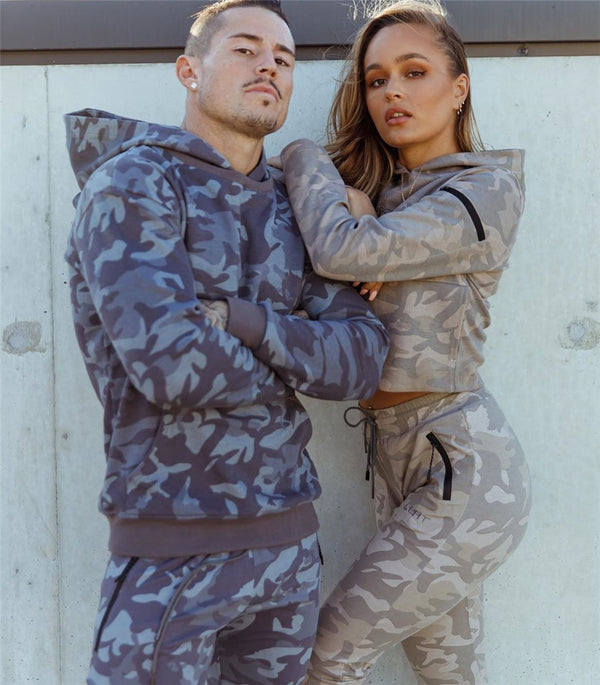 Pirouzi Official Camouflage Sweatsuit