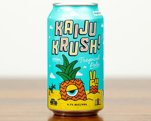 Kaiju Krush Tropical Pale Ale