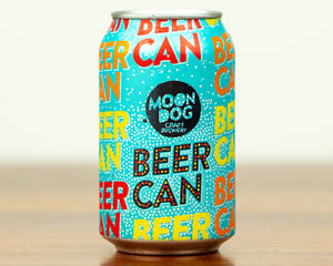 Moon Dog Beer Can