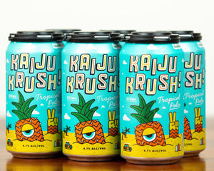 6 Pack - Kaiju Krush Tropical Pale Ale