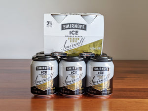 10 Pack - Smirnoff Ice Double Black