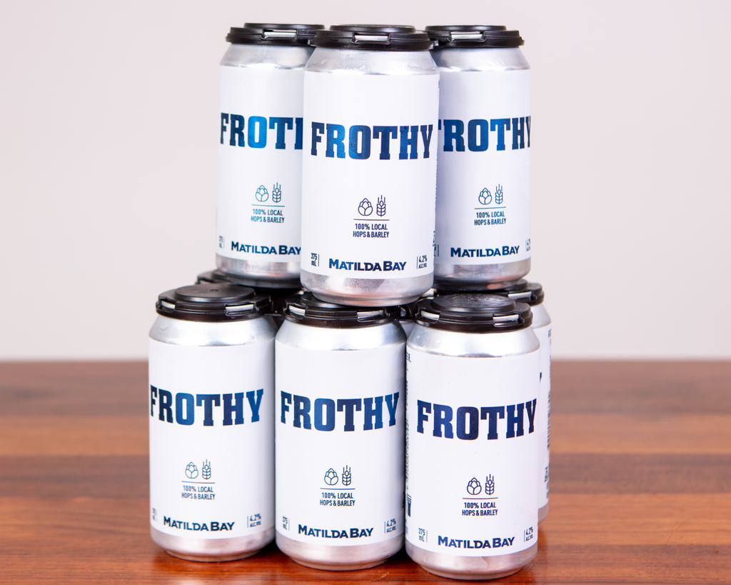 10 Pack - Matilda Bay Frothy