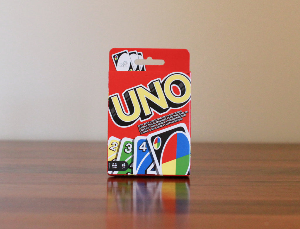 Uno Playing Cards