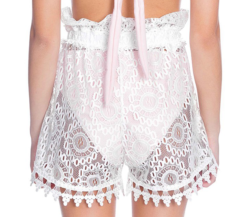 Cindy Lace Shorts