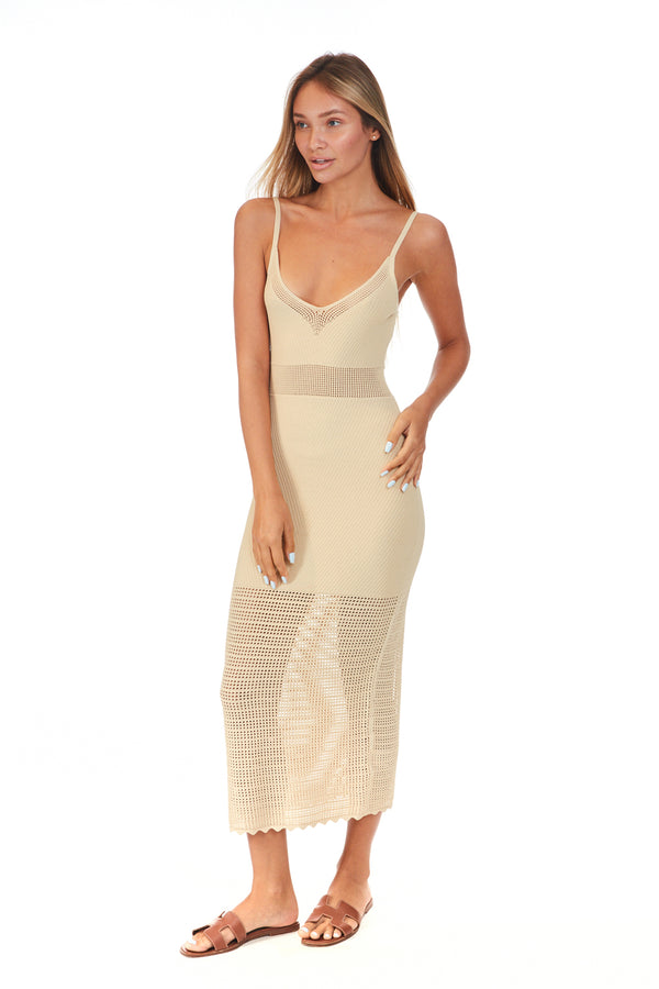 Love Song Midi Dress