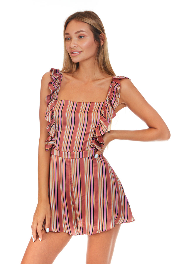 Young Hearts Romper