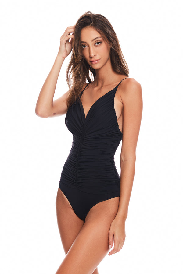 Chalou Black Swimsuit
