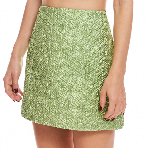 Apple Mini Skirt