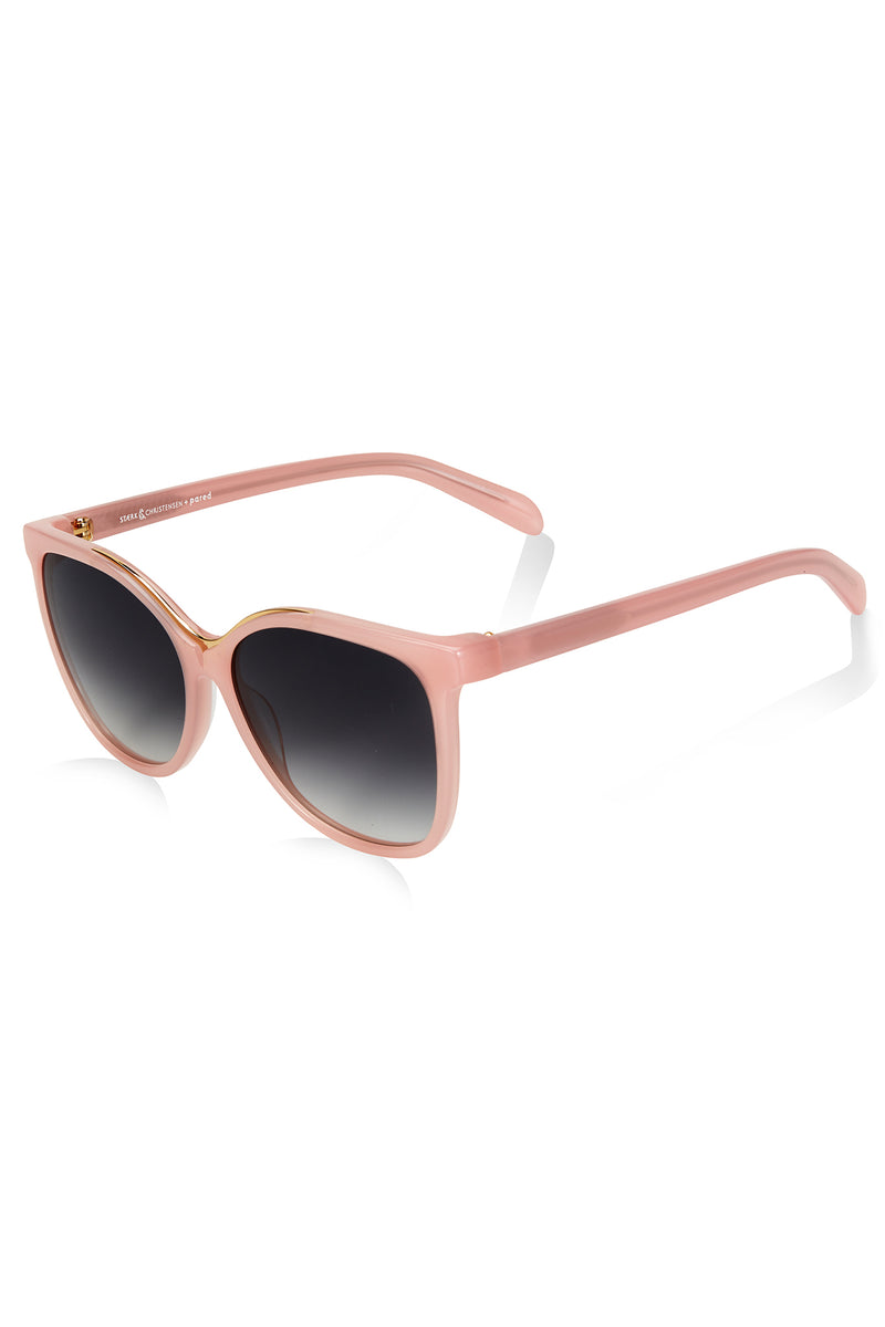 Pared Swallow Rose Sunglasses