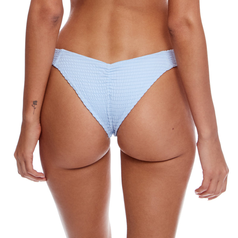 Peri Scrunch Added Coverage Uno Bikini Bottom