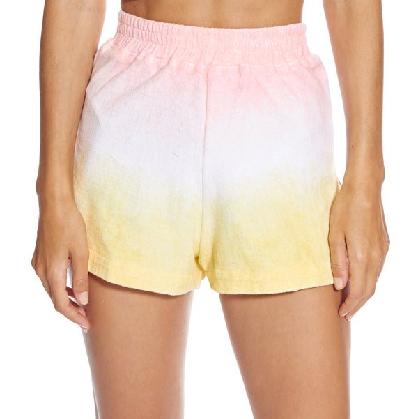 Monaco Pink Ombre Shorts