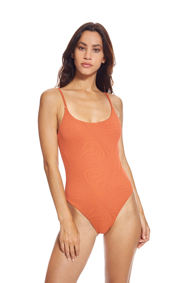 Nico Spice Orange One Piece