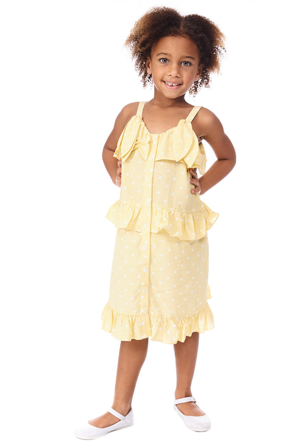 Sunshine Tiered Dress