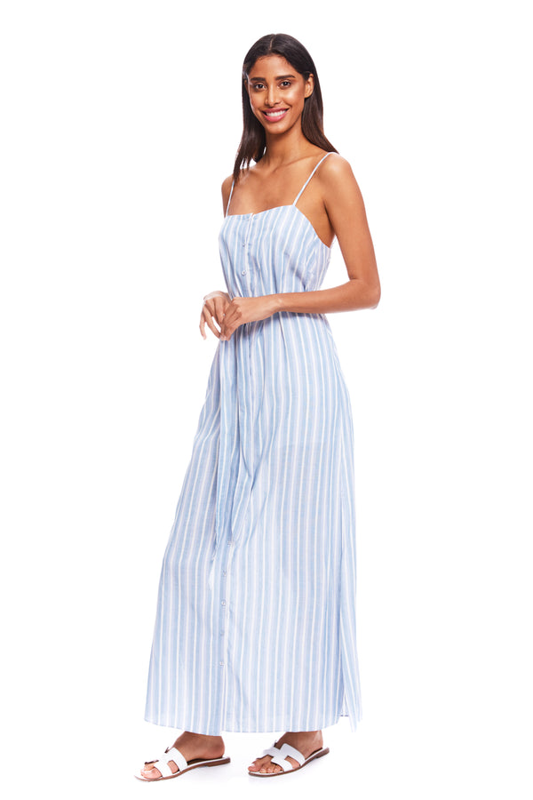 Love Like A Sunset Maxi Dress
