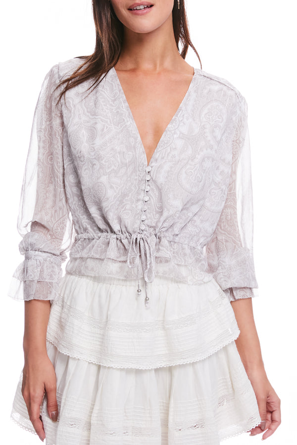 End Of The Night Blouse