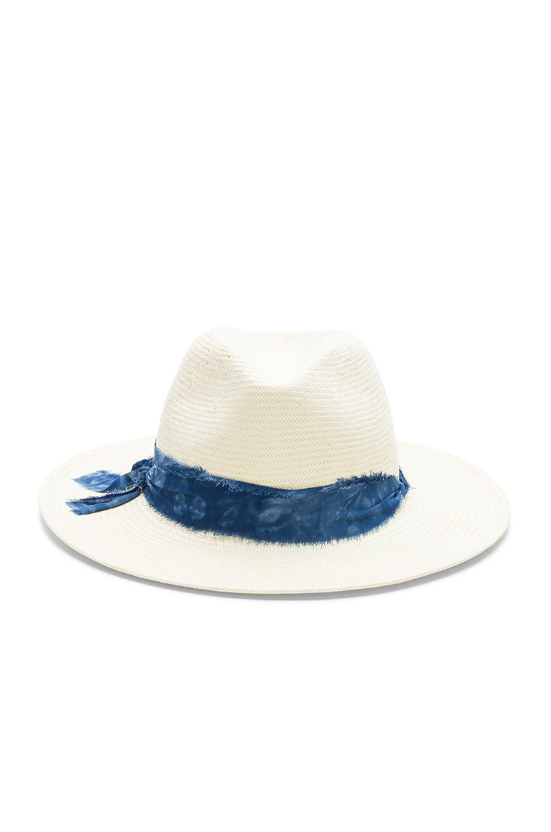 Ale by Alessandra Luca Straw Hat