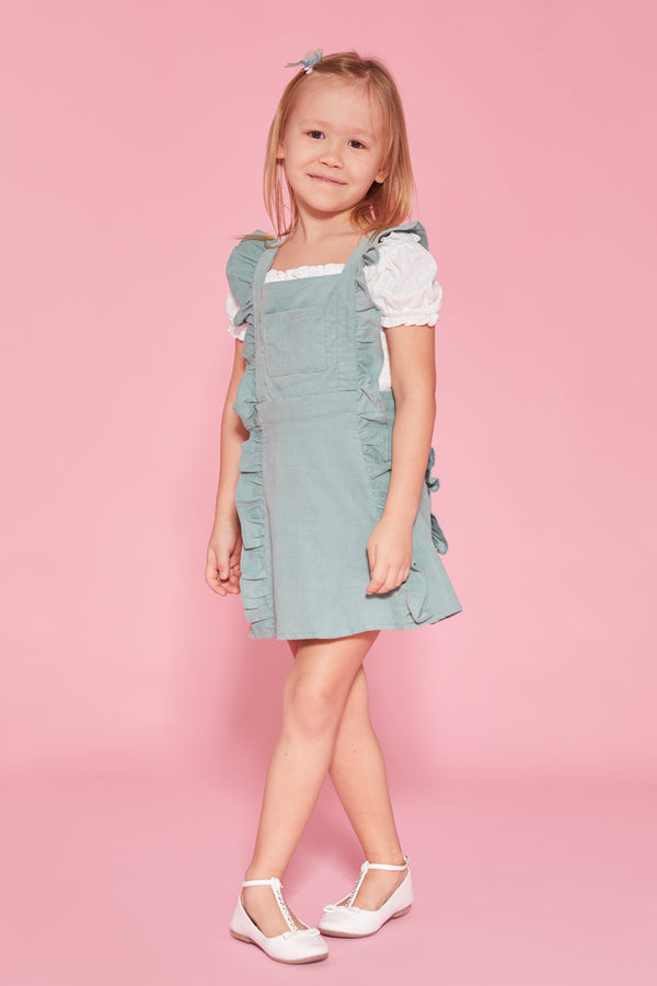 Michelle Overall Dress