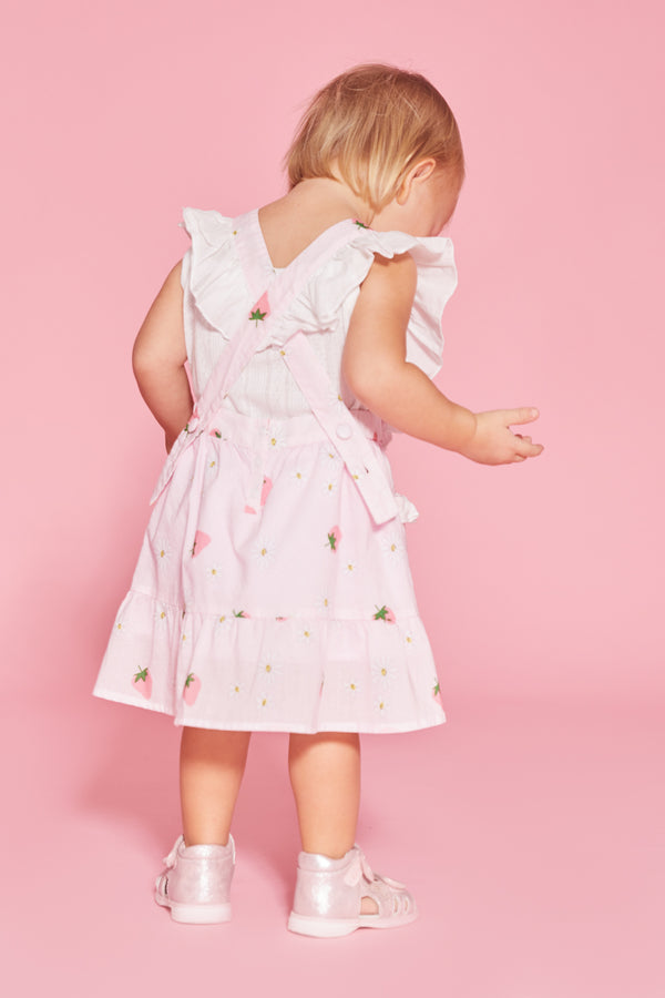 Shortcake Pinafore Dress