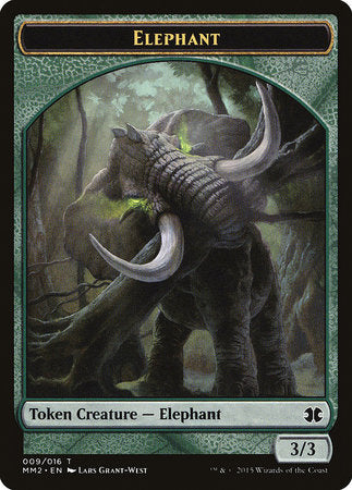 Elephant Token [Modern Masters 2015 Tokens] | Gaming Kingdom ON