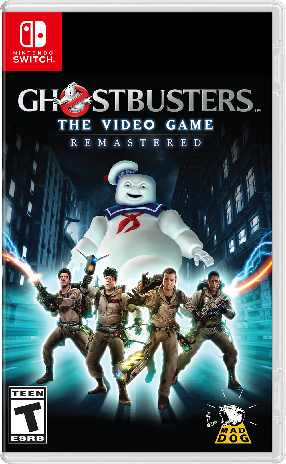Ghostbusters Remastered | Gaming Kingdom ON