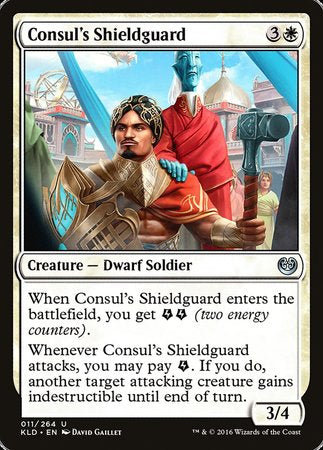 Consul's Shieldguard [Kaladesh] | Gaming Kingdom ON