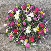 Mixed Flower Round Posy