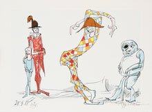 Load image into Gallery viewer, PICASSO 347 SUITE HOMAGE: HARLEQUIN 1 | RALPH STEADMAN