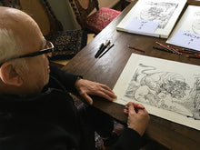 Load image into Gallery viewer, PICASSO 347 SUITE HOMAGE: LOAD OF BULL | RALPH STEADMAN