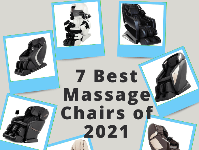7 Best Massage Chairs of 2021