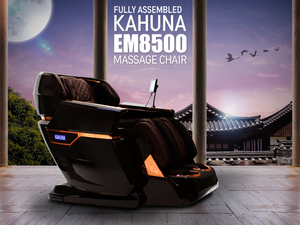 Kahuna EM 8500 Review | Massage Chair Heaven