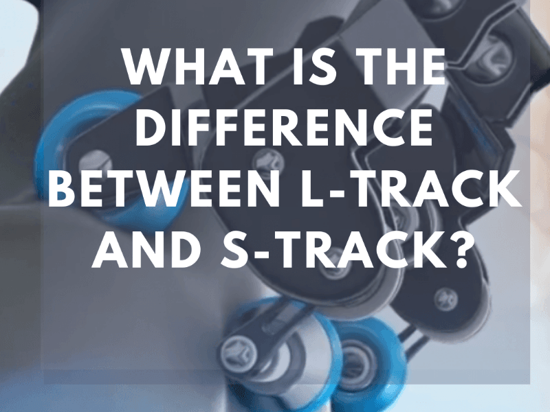 What Is The Difference Between L-track And S-Track?