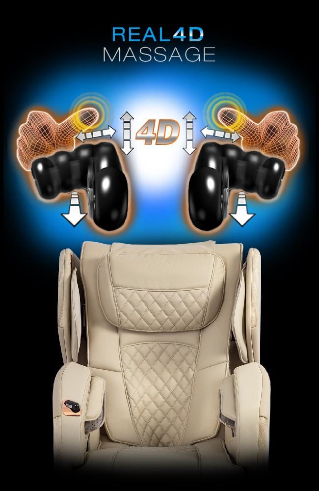Real 4D Massage