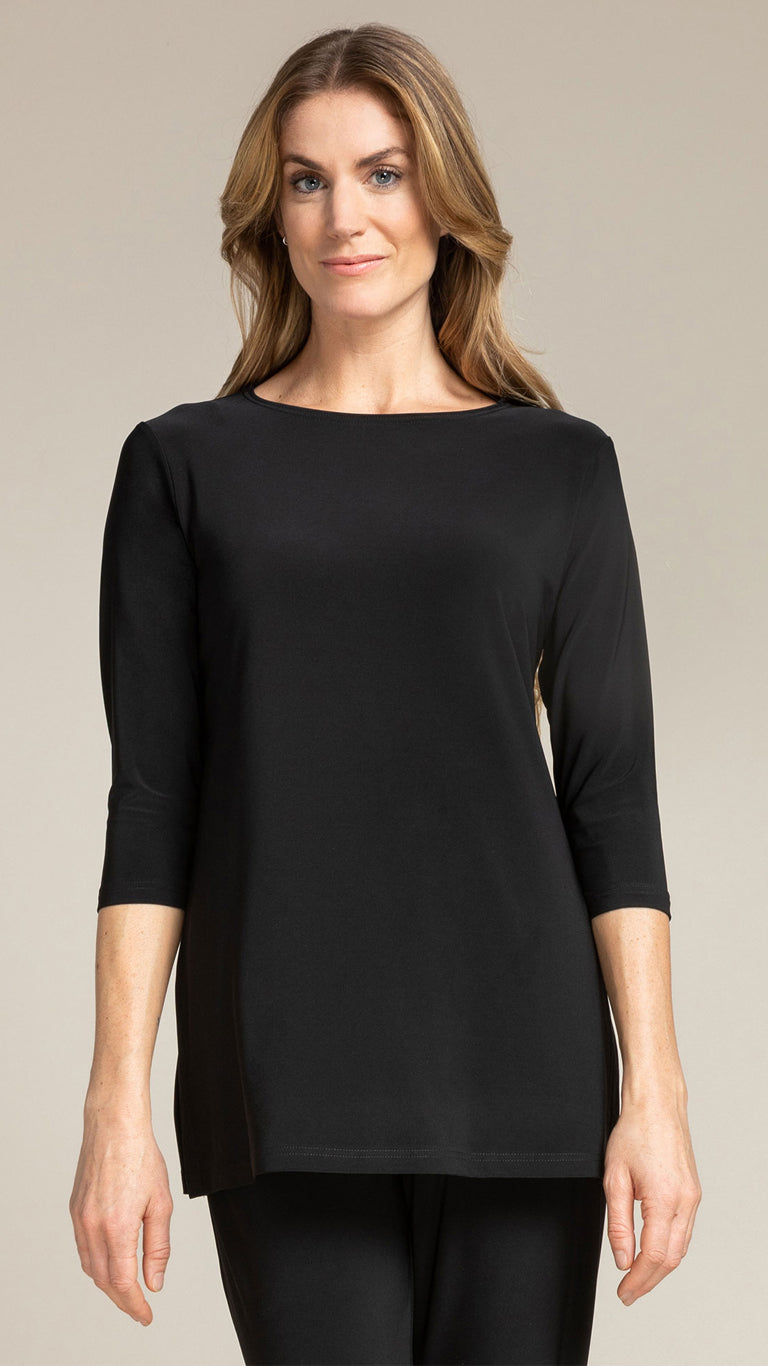 Sympli Nu Ideal Tunic 3/4 slv