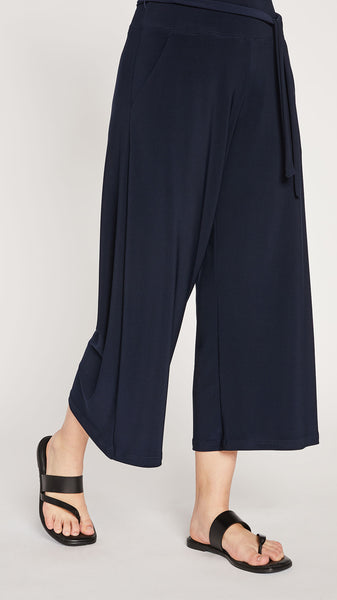 Sympli Wide Leg Trouser Crop