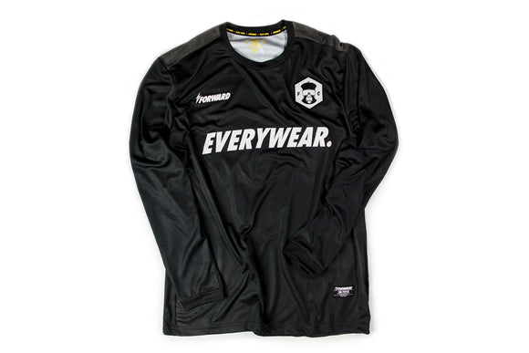 Everywear longsleeve training shirt