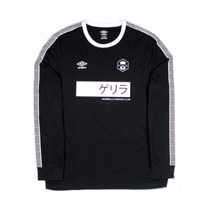 Fashion Club LS T-shirt (B/W)