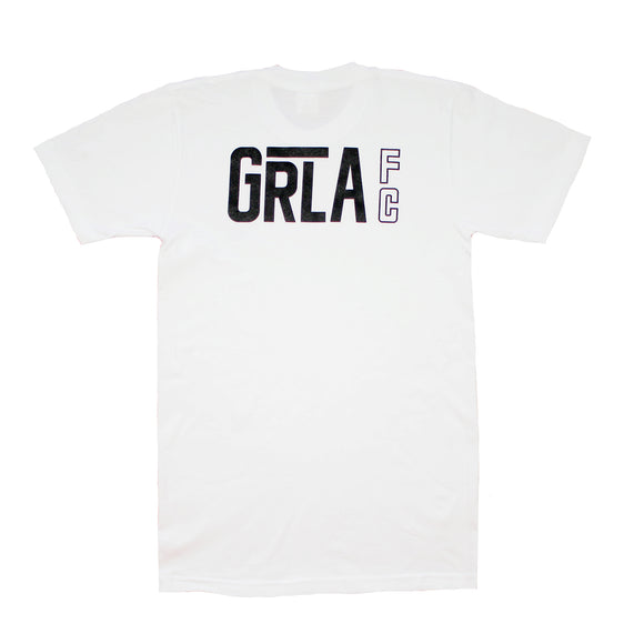 Logo Tee (front/back)