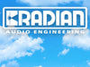 Radian Logo over blue sky