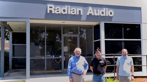 Materion and Radian Audio Partner to Increase Production of High-End Truextent® Acoustic Beryllium Diaphragms