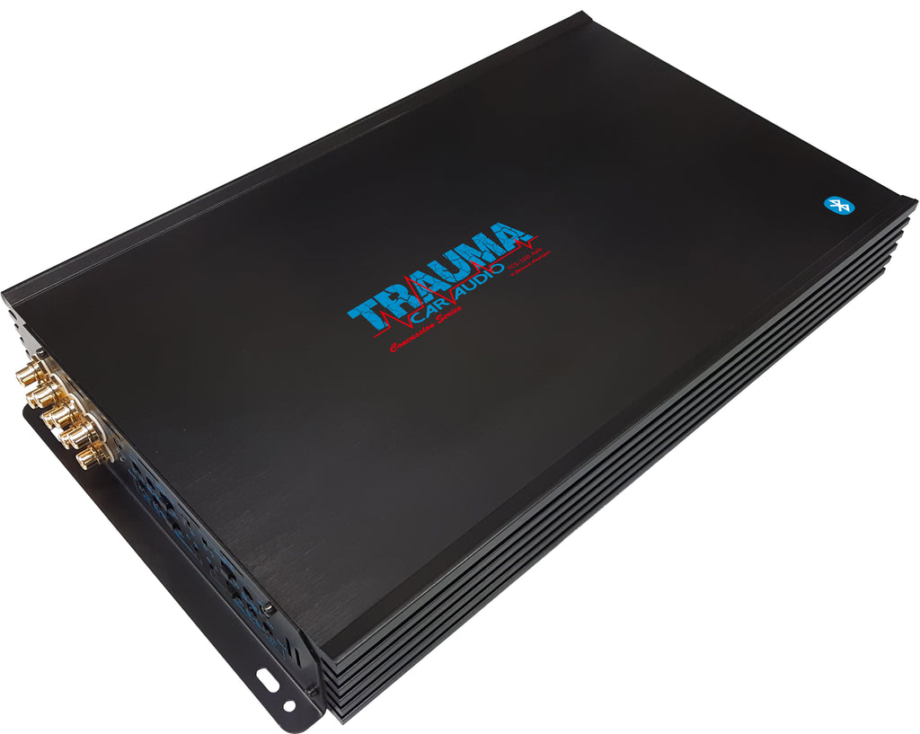 ** PRE-ORDER** TRAUMA CAR AUDIO TCS-100.4ab BLUETOOTH