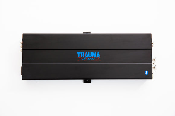 TRAUMA CAR AUDIO TCS-2000.1d BLUETOOTH